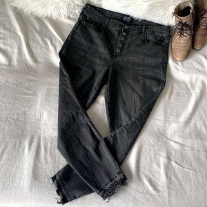 Gap Denim 16/33 Regular High Rise Button Fly Jeans